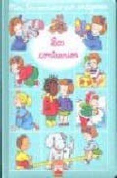 los contrarios: mini diccionario por imagenes-emilie beaumont-nathalie belineau-9782215063902