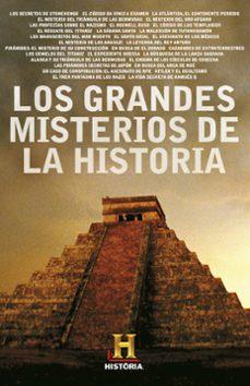 los grandes misterios de la historia-9788401379802