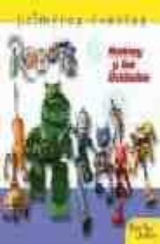 Curiouscongress.es Robots: Rodney Y Los Oxidados (Primeros Cuentos) Image