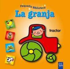 pequeña biblioteca: la granja-9788408083702