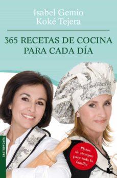 365 recetas de cocina para cada dia-isabel gemio-koke tejera-9788408095002