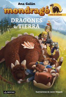 mondragó. dragones de tierra (ebook)-ana galan-9788408153702