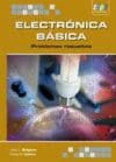 Libros con descargas gratuitas en pdf. ELECTRONICA BASICA de JULIO CLAUDIO BREGAINS, PAULA M. CASTRO CASTRO  9788415457602 (Spanish Edition)