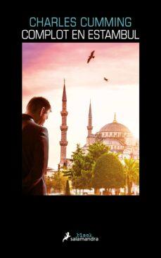 Descarga de libros electrónicos gratis. COMPLOT EN ESTAMBUL (SERIE THOMAS KELL 2) (Spanish Edition)