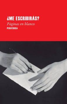 Descargar Â¿ME ESCRIBIRAS? gratis pdf - leer online