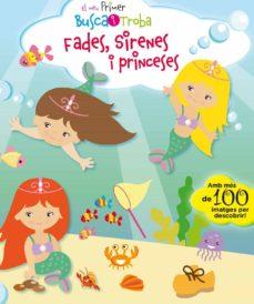Upgrade6a.es El Meu Primer Busca I Troba: Fades, Sirenes I Princeses Image