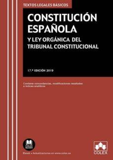 Viamistica.es Constitución Española Y Ley Orgánica Del Tribunal Constitucional Image