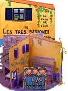 Carreracentenariometro.es Les Tres Bessones A Casa De L Avia Image