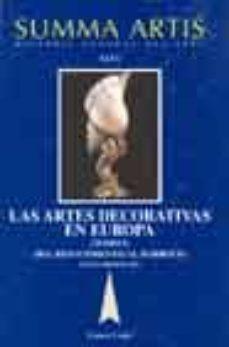 Permacultivo.es Summa Artis (T. 46) (Vol. I): Las Artes Decorativas En Europa. De L Renacimiento Al Barroco Image
