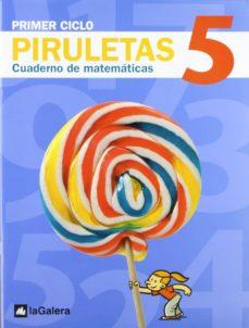 Valentifaineros20015.es Piruletas Cuaderno Matemáticas - 5 2º Primaria (Ed11) Image