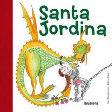 santa jordina-ines macpherson-9788424658502