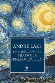 Permacultivo.es Introduccion A La Filosofia Presocratica Image