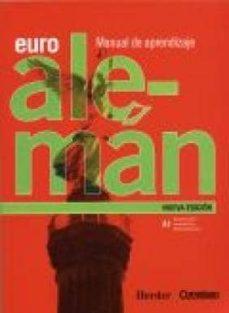 euroaleman manual de aprendizaje-9788425424502