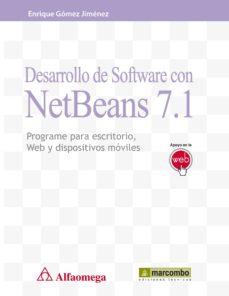 Geekmag.es Desarrollo De Software Con Netbeans 7.1 Image