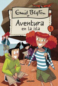 aventura en la isla-enid blyton-9788427204102