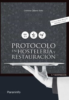 protocolo en hosteleria y restauracion-luisa cristina cabero soto-9788428399302