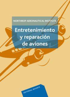 entretenimiento y reparacion de aviones-9788429164602