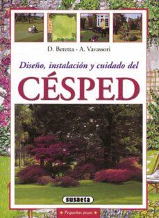 diseño, instalacion y cuidado del cesped-d. beretta-a. vavassori-9788430599202