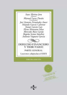 Bressoamisuradi.it Derecho Financiero Y Tributario (3ª Ed) Image