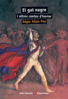 el gat negre i altres contes d horror-edgar allan poe-9788431666002