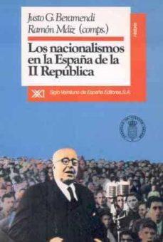 Encuentroelemadrid.es Los Nacionalismos En La España De La Ii Republica Image