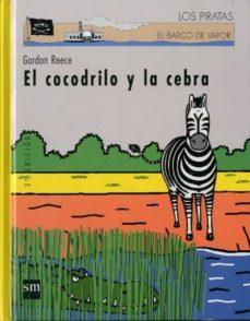 Inmaswan.es El Cocodrilo Y La Cebra Image