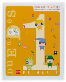 proyecto duendes globalizado: cuadricula (2º trimestre) (1º educa cion primaria)-maria menendez-ponte cruzat-9788434898202