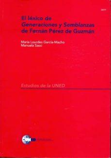 Permacultivo.es El Lexico De Generaciones Y Semblanzas De Fernan Perez Guzman (33 019eu01) Image