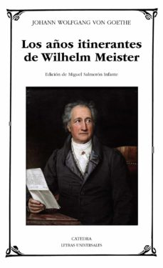 Bud epub descargar libros gratis LOS AÑOS ITINERANTES DE WILHELM MEISTER 9788437637402 de JOHANN WOLFGANG VON GOETHE