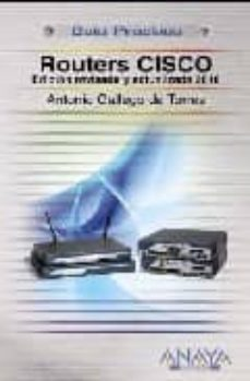 Descargar ROUTERS CISCO: EDICION REVISADA Y ACTUALIZADA 2010 gratis pdf - leer online