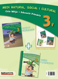 Viamistica.es Medi Natural, Social I Cultural 3r Cm. Llibre I Dossier Ed 2013 Cataluña/baleares Catala Image