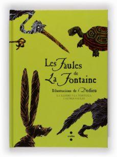 Curiouscongress.es Les Faules De La Fontaine Ii (Desplegable) La Llebre I La Tortuga I Altres Faules Image