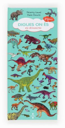 Trailab.it Digues On ÉS Gegant: Dinosaures Image