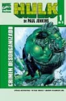 4hj4: hulk de paul jenkins nº 1-paul jenkins-kyle hotz-john jr. romita-9788467409802