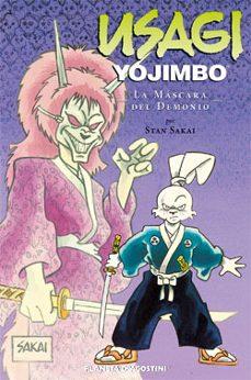 Encuentroelemadrid.es (4hp4): Usagi Yojimbo: La Mascara Del Demonio Image