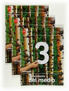 Carreracentenariometro.es Conocimiento Medio Murcia Trimestres Conecta 2.0 2012 3º Primaria Image