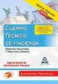 Geekmag.es Cuerpo Tecnico De Hacienda.agencia Estatal De Administracion Trib Utario Español. Supuestos Practicos Image