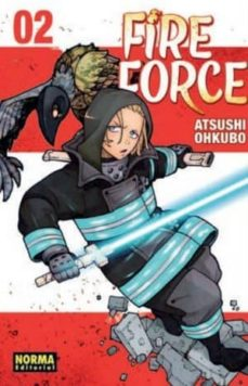 fire force 2-atsushi ohkubo-9788467927702