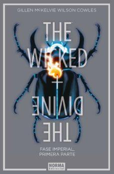 Descargar y leer THE WICKED + THE DIVINE 5: FASE IMPERIAL, PRIMERA PARTE gratis pdf online 1