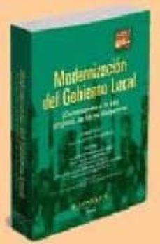 Javiercoterillo.es Modernizacion Del Gobierno Local: Comentarios A La Ley 57/2002 De 16 De Noviembre Image