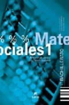 Carreracentenariometro.es Matematicas Aplicadas A Las Ciencias Sociales (1º Bachillerato) Image