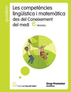 Titantitan.mx Quadern Competenc Coneixement Del Medied.2009 6º Primaria Catala Image
