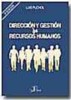 Permacultivo.es Direccion Y Gestion De Recursos Humanos (5ª Ed.) Image