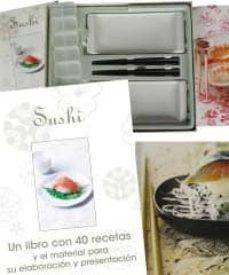 Geekmag.es Sushi: Un Libro Con 40 Recetas Image