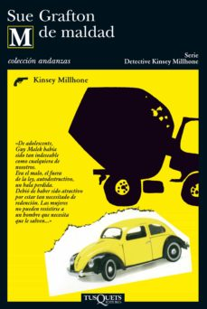 Pdf descargar revistas ebooks DETECTIVE KINSEY MILHONE: M DE MALDAD 9788483100202 de SUE GRAFTON in Spanish iBook ePub