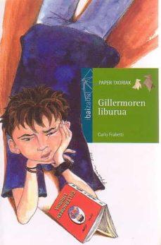 gillermoren liburua-carlo frabetti-9788483256602