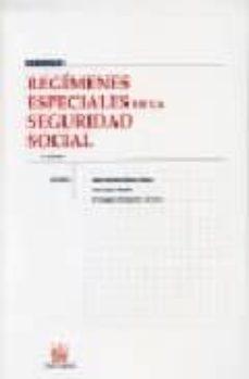 Geekmag.es Regimenes Especiales De La Seguridad Social (7ª Ed.) Image