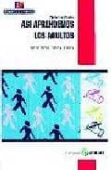 Viamistica.es Asi Aprendemos Los Adultos (4ª Ed.) Image