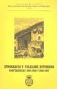 Emprende2020.es Etnografia Y Folklore Asturiano. Conferencias 2005-2006 Y 2006-20 07 Image