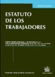 Javiercoterillo.es Estatuto De Los Trabajadores (11ª Ed.) Image